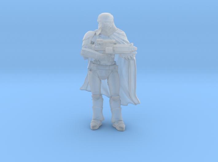 Shiny Commander 3d printed