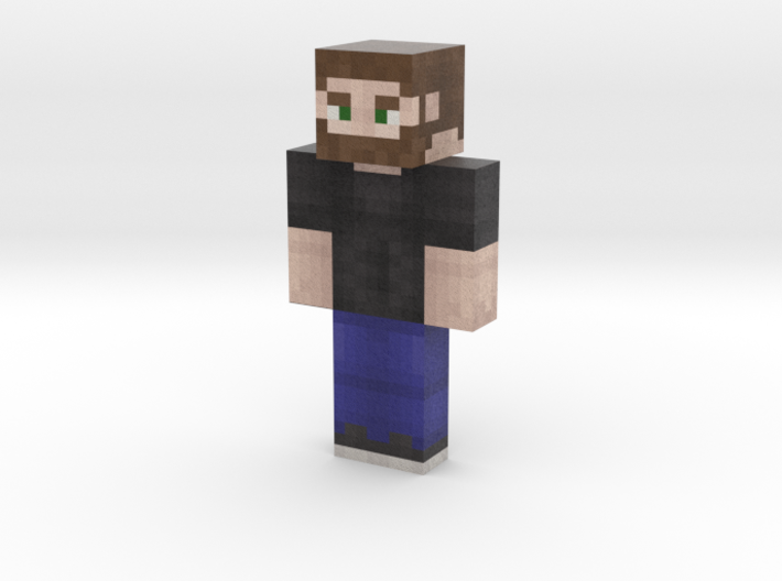 PR_Crafted | Minecraft toy 3d printed