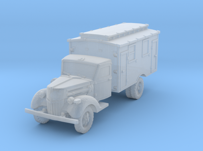 Ford V3000 Radio early 1/144 3d printed