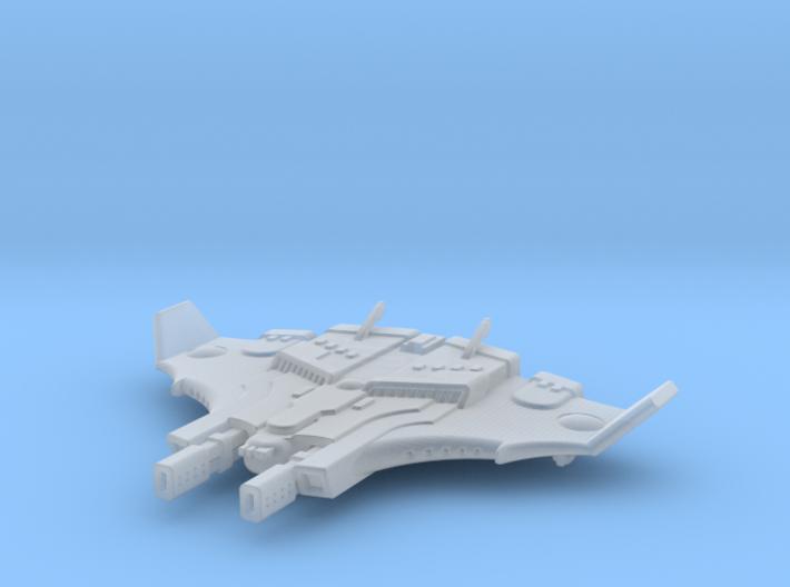 Tau Tigershark Aeronautica Imperialis 3d printed