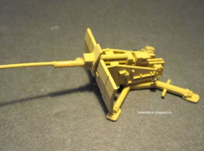 1/144 German 88mm L71 Flak 41 3d printed