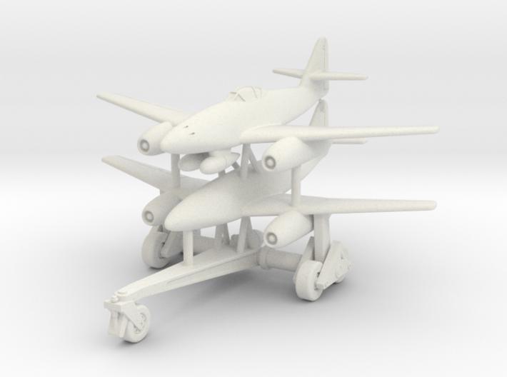 (1:144) Mistel IV (Me 262 A1/A2 + Me 262 A) 3d printed