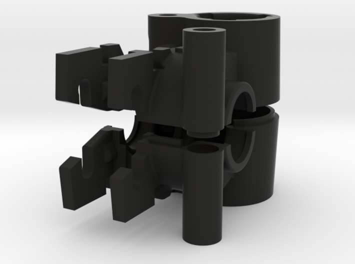 Nimble Housing V1.2 3d printed