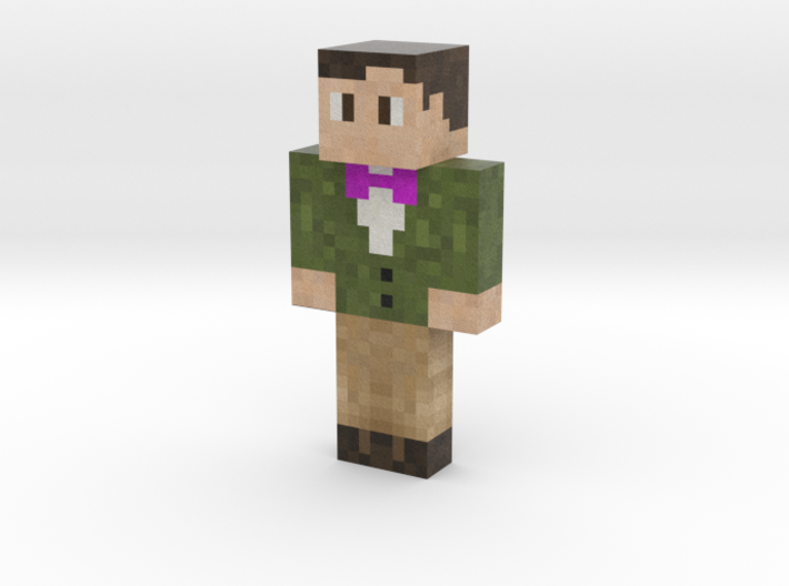Russell12347 | Minecraft toy 3d printed