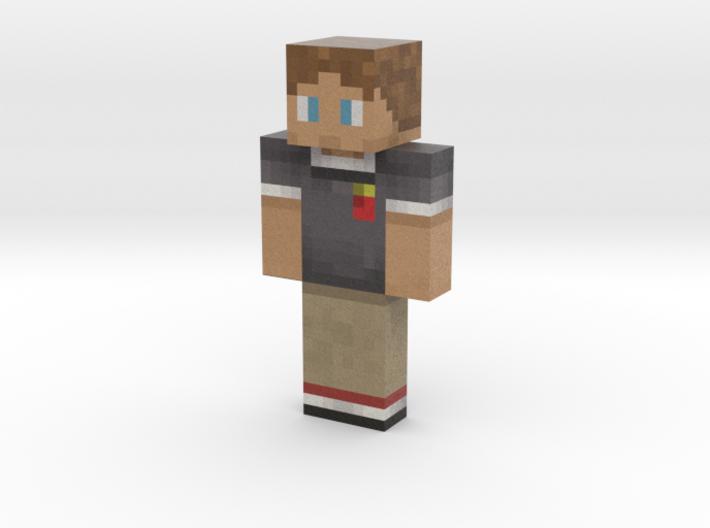 Adelando | Minecraft toy 3d printed
