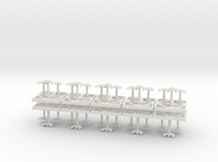 Monolith Ordinance - Assault Crafts - Concept A 3d printed