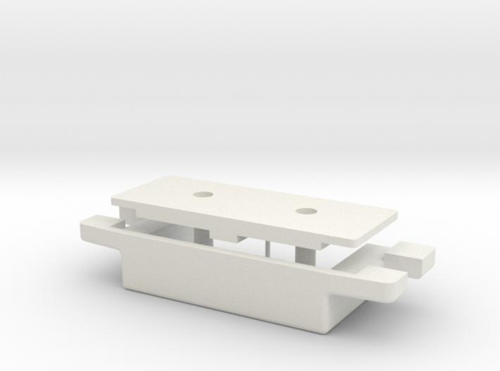 Porsche glove compartment magnet case 90155257120 3d printed