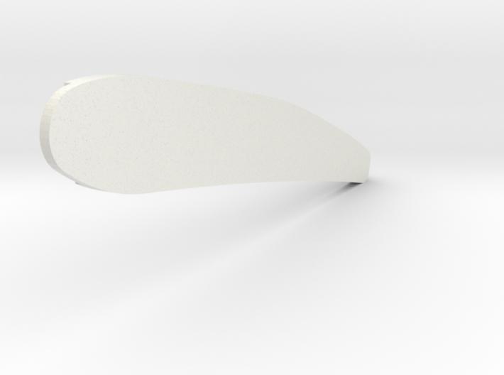 Tamiya Blazing Blazer Small Right Side Rear Wing 3d printed
