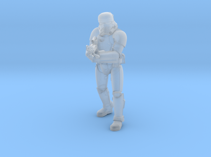 First Trooper A1 3d printed