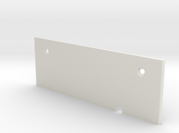 T6 End Plates for Throttle base 3d printed