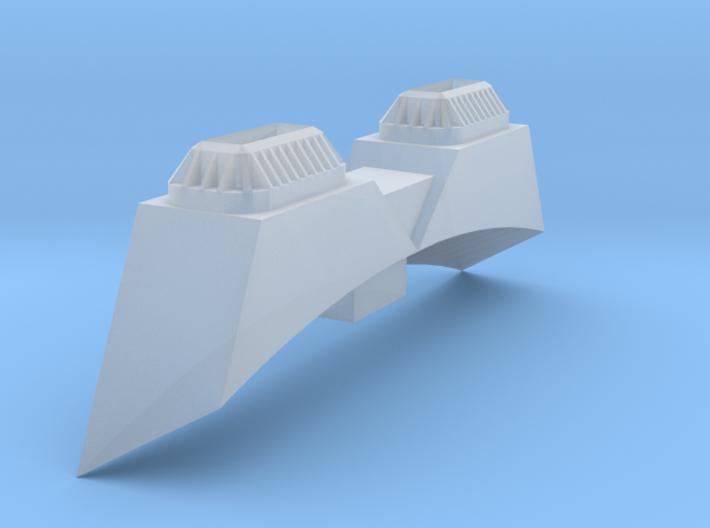 1000 PEA NiteFlyer Dual Plasma Guns 3d printed