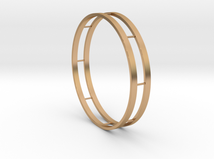 Bracelet Double 3d printed