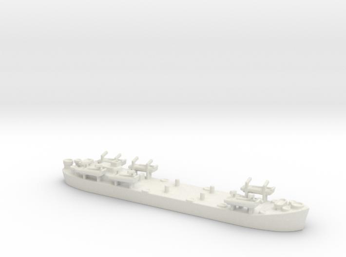 landing ship tank MK2 LST 1/700 2 3d printed