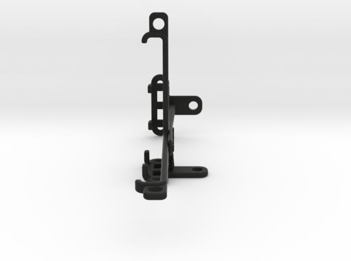 Huawei P Smart+ 2019 tripod & stabilizer mount 3d printed