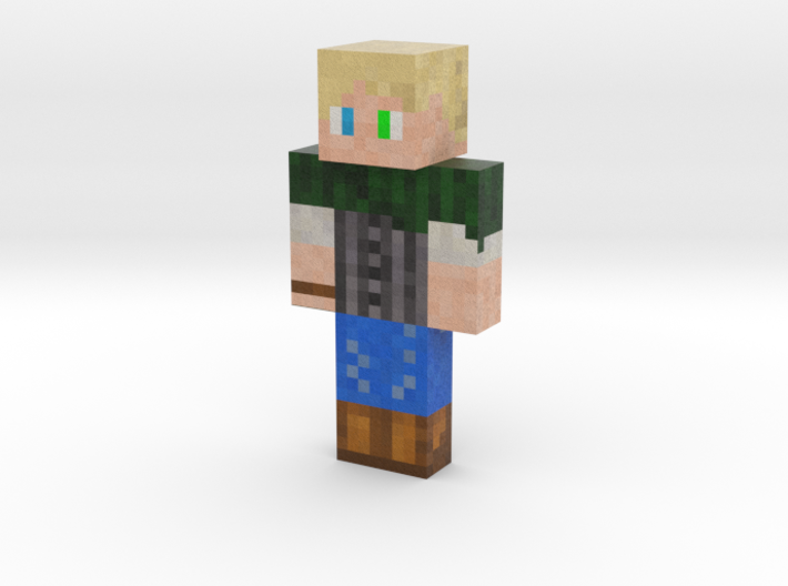 acegoldstar | Minecraft toy 3d printed
