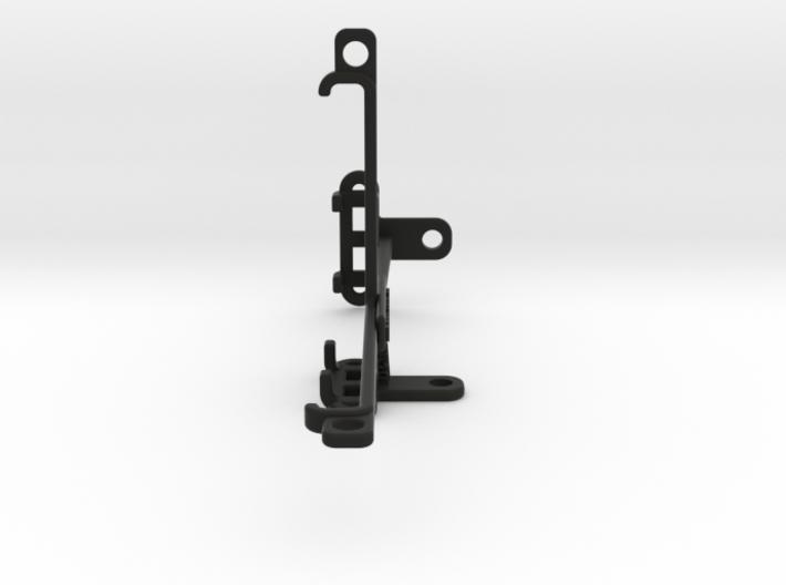 Samsung Galaxy A10 tripod & stabilizer mount 3d printed