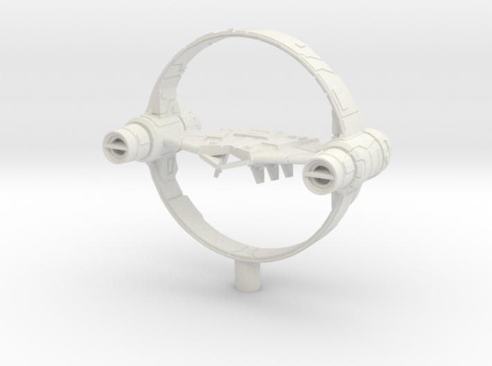 Delta-7 Hyperdrive Module 3d printed
