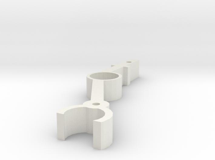 [Q11] Landing Gear Leg 3d printed