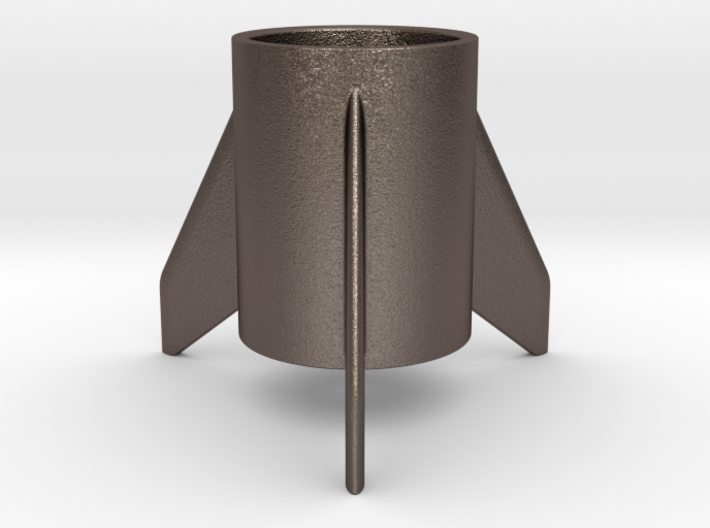 CRS-1, a candle holder 3d printed