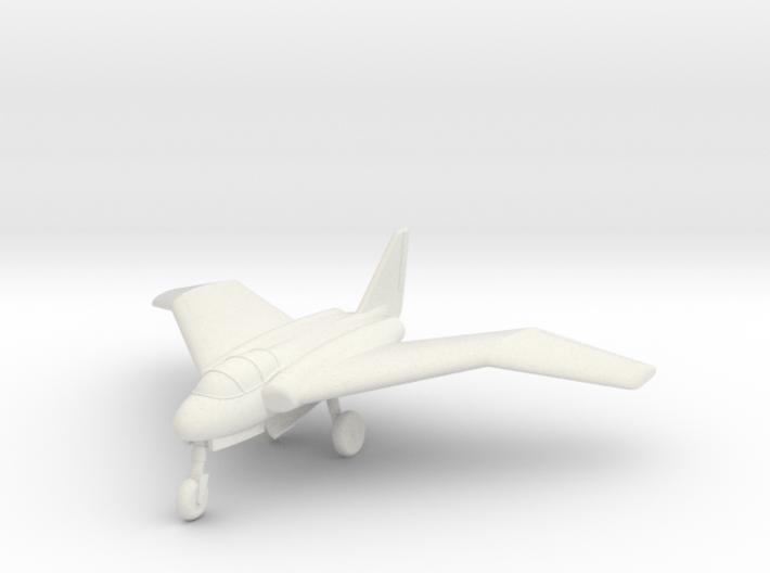 1/144 Heinkel P.1079B 3d printed