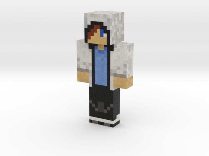 mostan | Minecraft toy 3d printed