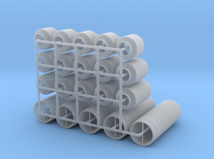 1-35_20-30-40lb_propane_X5 3d printed