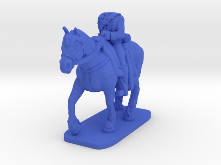 Cav Rider 3d printed