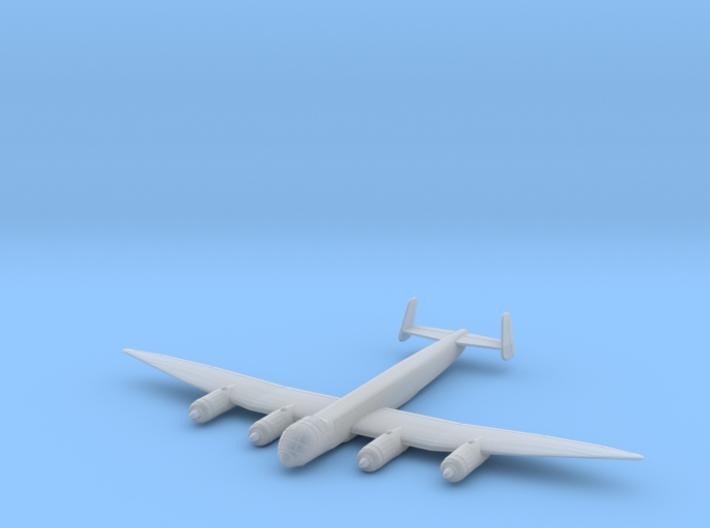 1/285 (6mm) Junkers Ju-488 3d printed