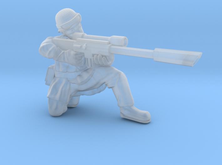 STEEL LEGION SNIPER 2 3d printed