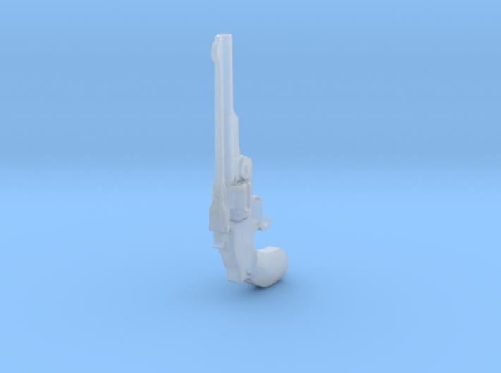 1:3 Smith & Wesson Schofield No 3 Gun 3d printed