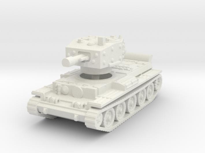 Centaur IV Tank 1/120 3d printed