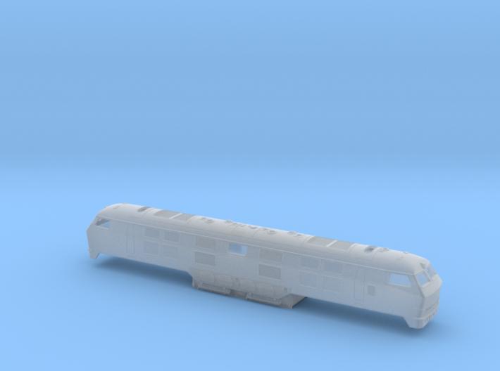 V320 DB TT [body] 3d printed