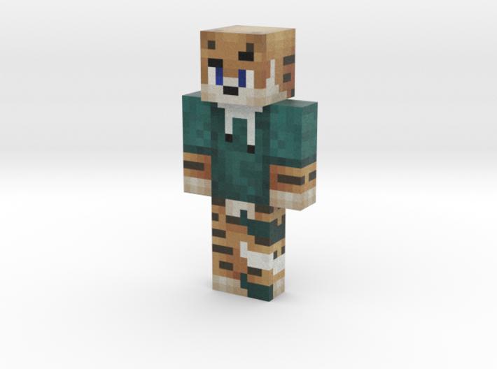 Acenox | Minecraft toy 3d printed