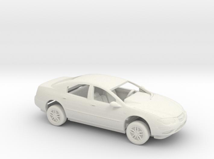 1/43 1998 Chrysler 300M Kit 3d printed