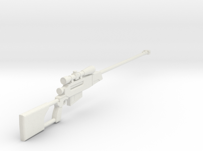 1:6 Zastava Black Arrow M93 3d printed