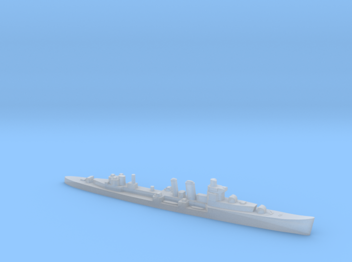 HMS Colombo AA cruiser 1:1800 WW2 3d printed