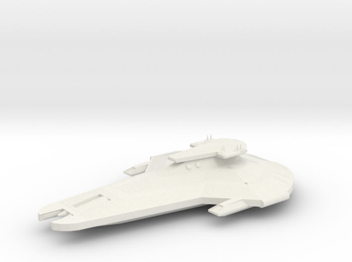 Devore Battle Cruiser 3d printed