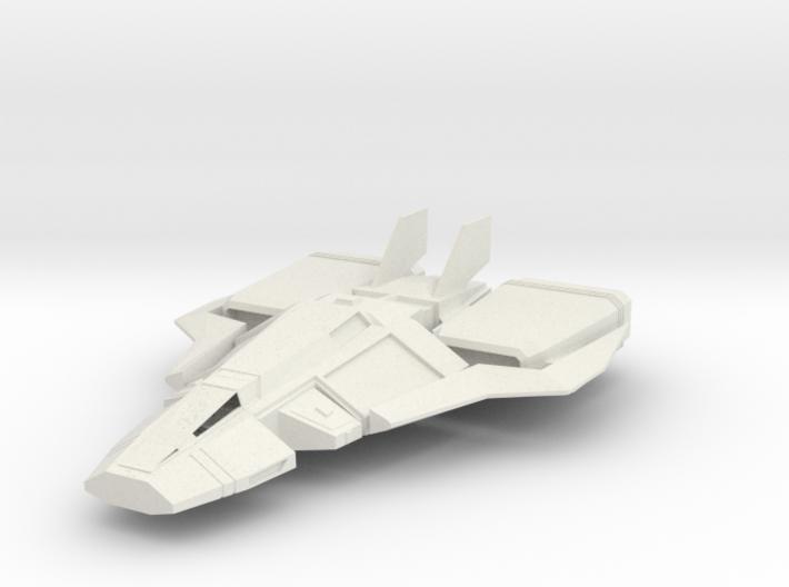 SCF-500 Coyote 3d printed