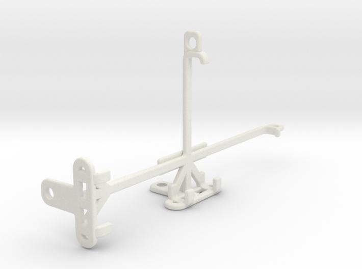 Huawei Enjoy 9s tripod & stabilizer mount 3d printed