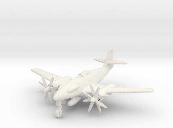 (1:144) Messerschmitt Me 262 A-5 Turboprop 3d printed