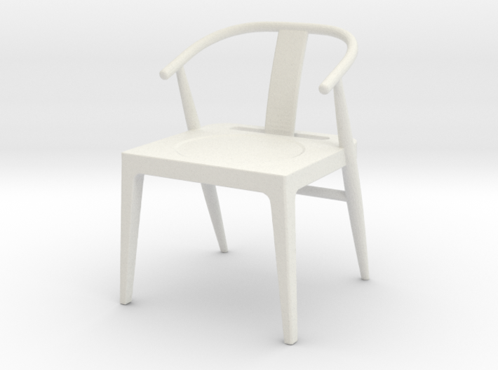 Printle Thing Chair 10 - 1/24 3d printed