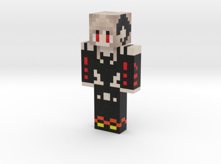 Dewii | Minecraft toy 3d printed