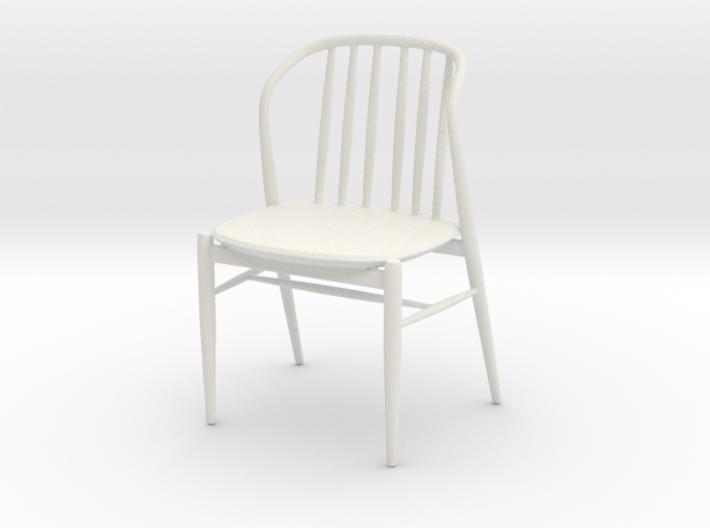 Printle Thing Chair 012 - 1/24 3d printed