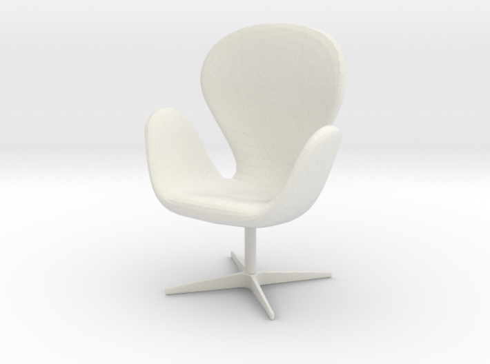 Printle Thing Chair 015 - 1/24 3d printed