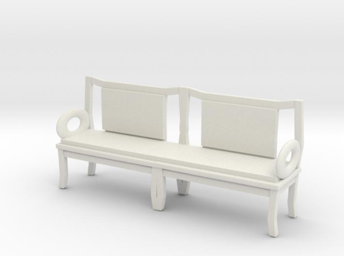 Printle Thing Chair 024 - 1/24 3d printed