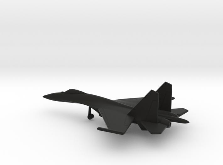 Sukhoi Su-35 Flanker-E 3d printed