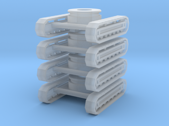 rb-148fs-rb10-chassis 3d printed