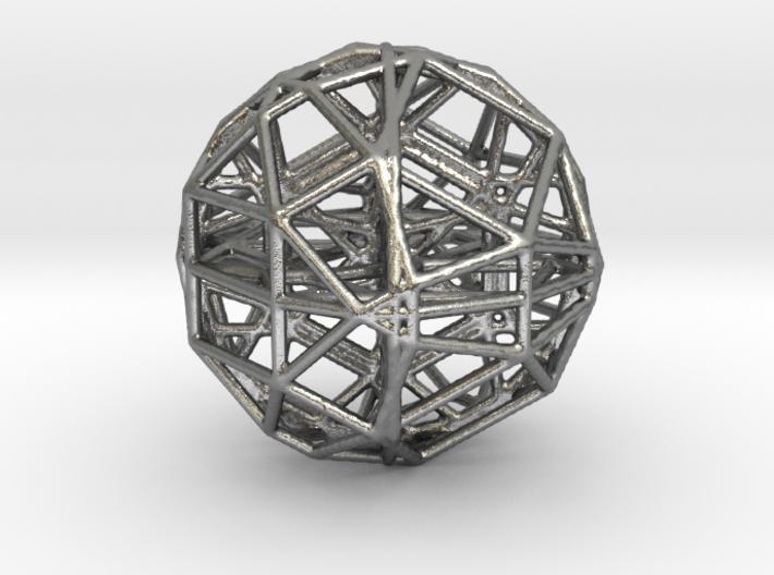 Chamelehedron M 3d printed