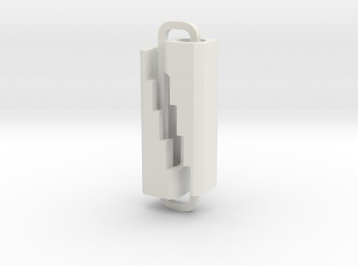 Slimline Pro dual material lathe 3d printed