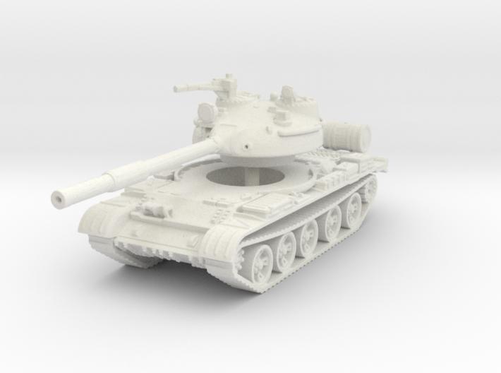 T62 Tank 1/120 3d printed